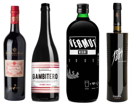 Rojos Tanda 1 La Copa Gonzalez Byass Gambitero Vermouth Negro Mariol E Yzaguirre 1884 Seleccion