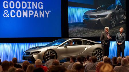 Un BMW i8 supera los 600.000 euros en subasta