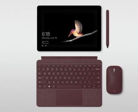 Vuelta al cole: el nuevo Surface Go de Microsoft ya está disponible desde 449 euros