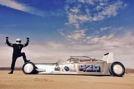 Si te gusta fardar, aprovecha: a subasta un coche de 1927 con 20 récords de velocidad y 397 km/h de punta