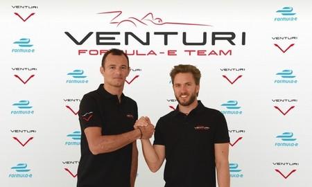 Nick Heidfeld y Stéphane Sarrazin también estarán en la Fórmula E