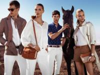 Hunter & Gatti recrean el mundo ecuestre en la nueva campaña de Massimo Dutti