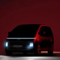 """Hyundai Staria, la """"nave espacial"""" que marcará un antes y un después para la marca"""