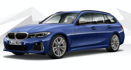BMW M340 iXdRIVE
