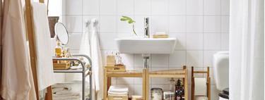 Diez lavabos a buen precio (menos de 200 euros) para conseguir un cuarto de baño con estilo