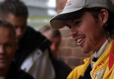 James Thompson, un top en el WTCC sin futuro claro
