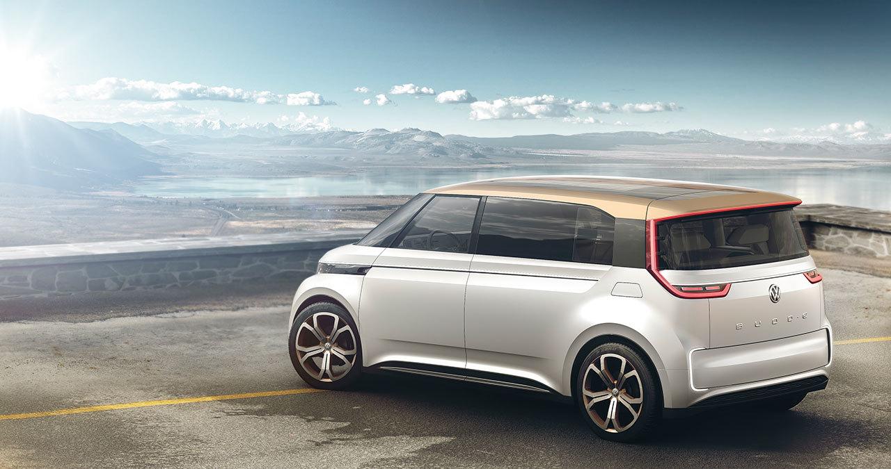 Foto de Volkswagen BUDD-e (16/24)