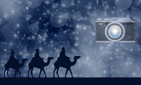 Sony A7 II, Nikon Z50, Canon EOS 250D y más cámaras, objetivos y accesorios al mejor precio en el Cazando Gangas especial Reyes