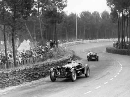 1933 Alfa Romeo 8c 2300 Monza B Historic