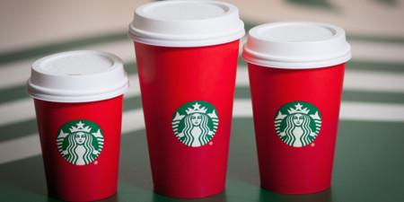 Starbucks Navidad 2
