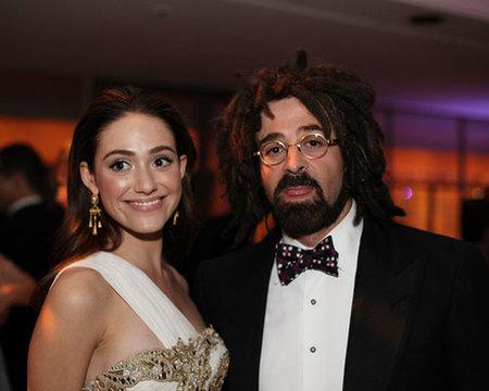 Parejas inexplicables: Emmy Rossum y Adam Duritz