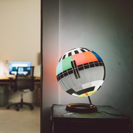 Mono Lamp 5 Square
