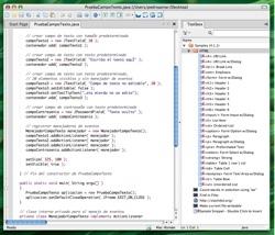Komodo Edit: Editor de código multilenguaje