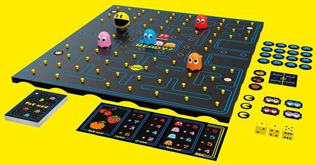Descuento en juego de mesa de Pac-Man en México