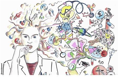 Algunos datos del la iniciativa #11F para visibilizar a la mujer en la ciencia