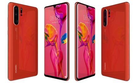 """P30 Pro Amber Sunrise llega a México: este es el precio del smartphone """"con el color del amanecer"""", según Huawei"""