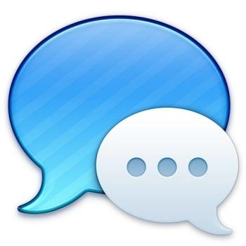 Mensajes OS X Mountain Lion