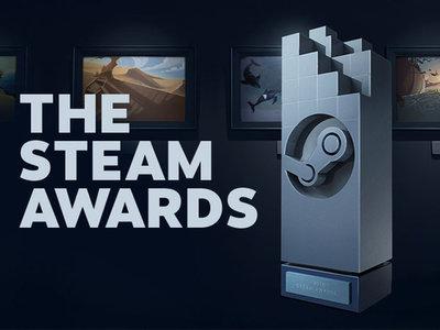 Valve publica la lista de finalistas a los premios Steam Awards 2016