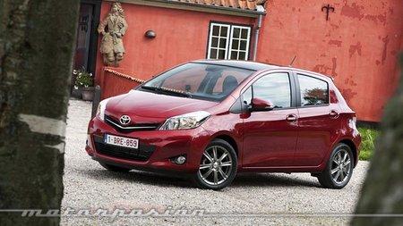 Toyota Yaris, presentación y prueba en Copenhague (parte 1)