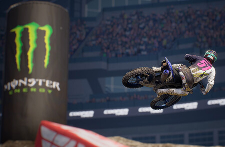 Monster Energy Supercross 4 2021 2