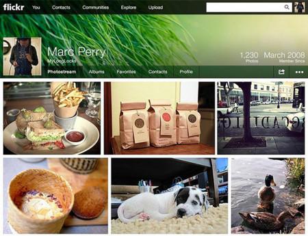 Flickr se hace más grande para tus fotos