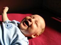 Altamente recomendable: sesiones de risoterapia con el bebé