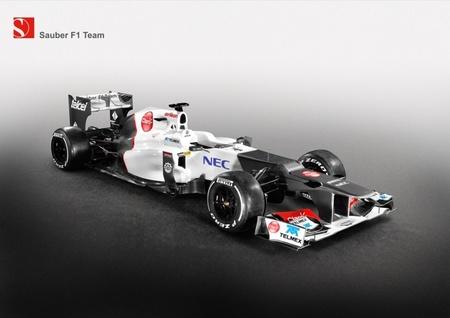 Presentación del Sauber C31