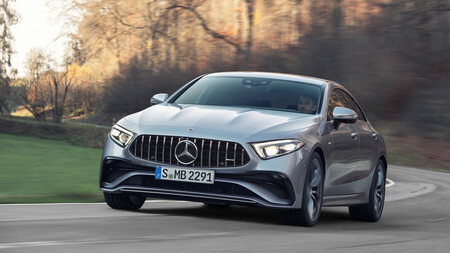 Mercedes-AMG 53 4matic+ 2021