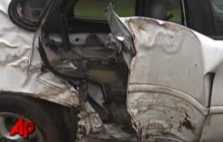 Un niño de seis años le roba el coche a su madre para ir al colegio, tal como aprendió en el GTA