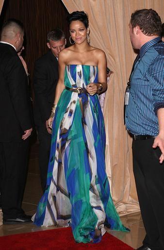 Todas las invitadas a la fiesta pre-Grammy 2009