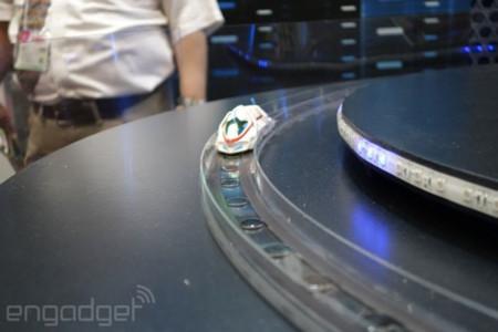 Maglev, el tren de levitación magnética, dentro de poco también en versión juguete
