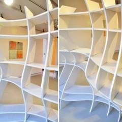 Foto 5 de 5 de la galería estanteria-wavy en Decoesfera