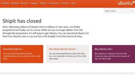 Canonical ya no te enviará Ubuntu a casa... pero se podrá probar en la nube