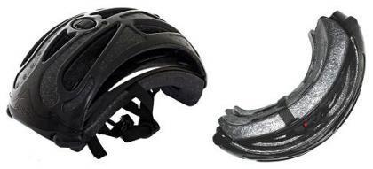 Stash, casco plegable para bicicleta y otros deportes