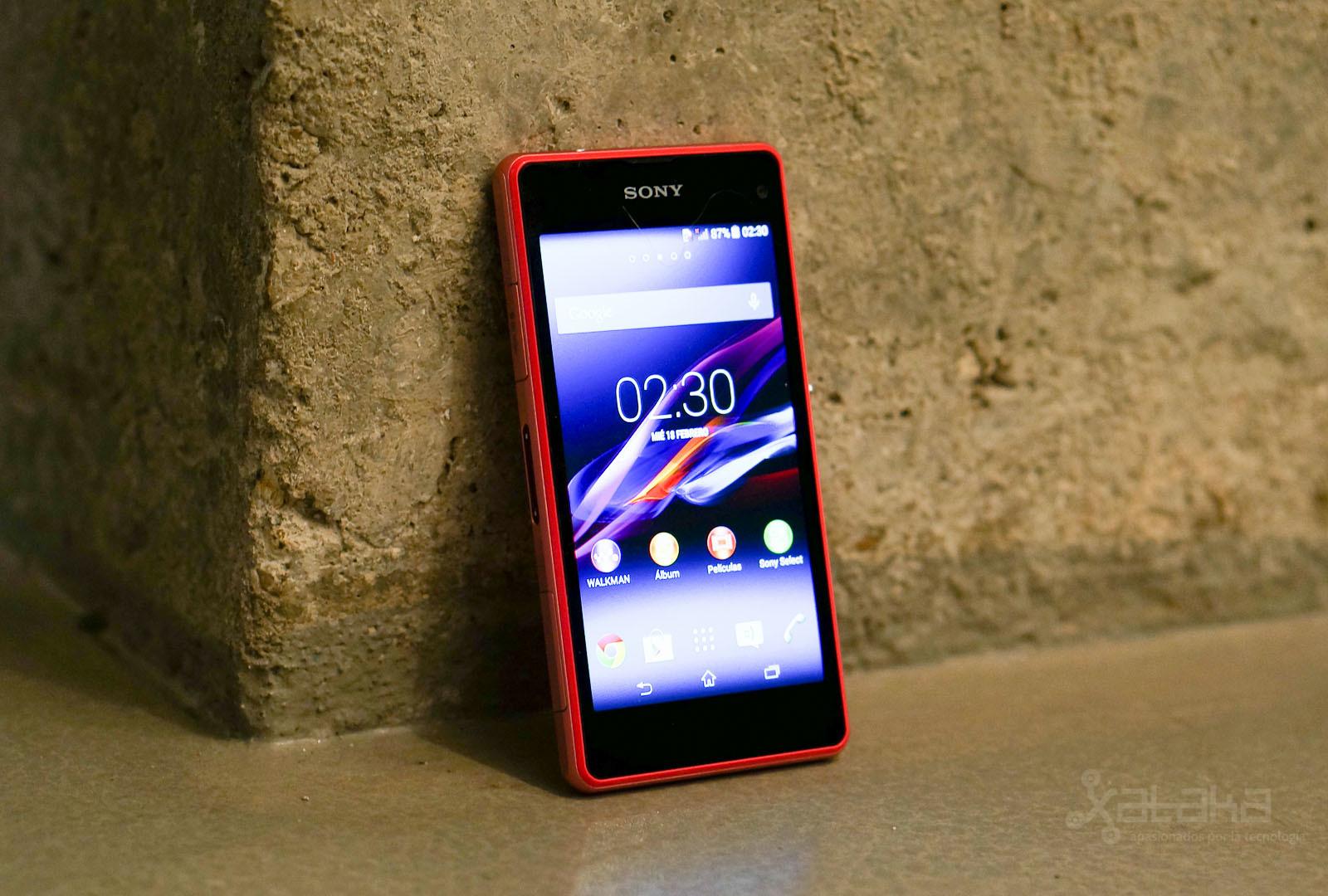 Foto de Sony Xperia Z1 Compact, lanzamiento (17/17)
