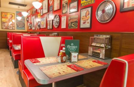 Bernie S Diner Grill Bar Barcelona