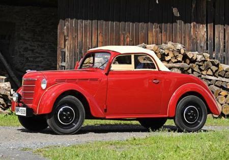 Opel Kadett Strolch, el rescate de un roadster