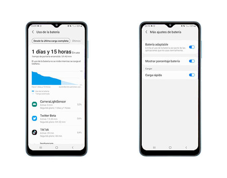 Análisis del Samsung Galaxy A32 5G