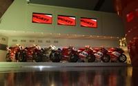 Ducati desembarca en el TT de Man con parte de su museo racing