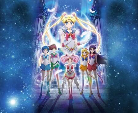'Pretty Guardian Sailor Moon Eternal: La película' llegará a México el 3 de junio en exclusiva por Netflix y aquí su primer trailer