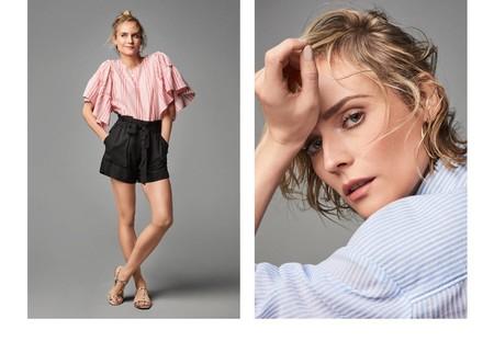 ¡Diane Kruger ha vuelto a las andadas! Y lo hace como imagen de H&M