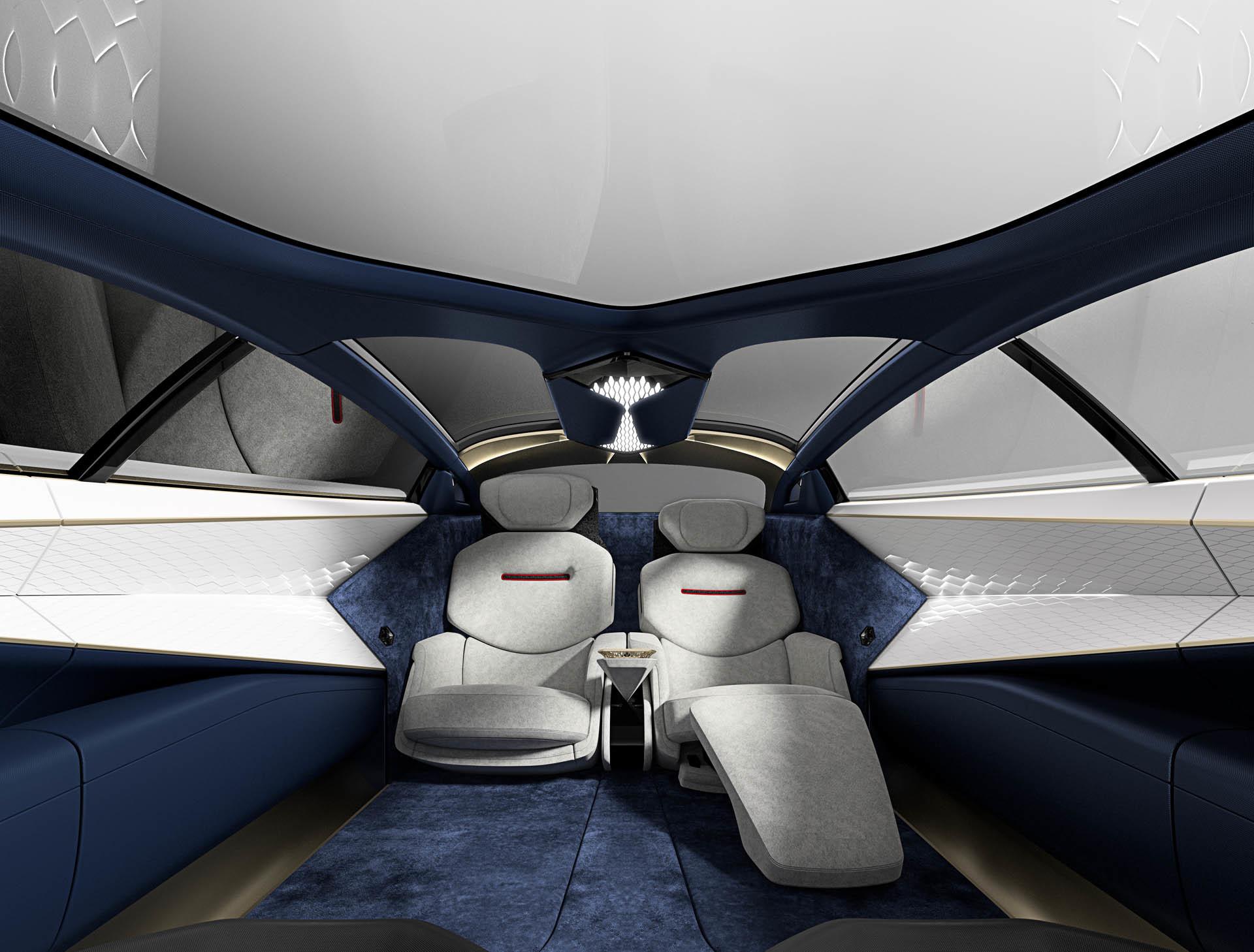 Foto de Aston Martin Lagonda Vision Concept (13/22)