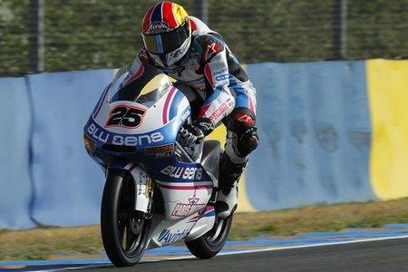MotoGP Francia 2011: Maverick Viñales deja sin palabras hasta a Paris Hilton en 125