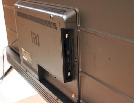 Xiaomi Mi TV P1 55 análisis
