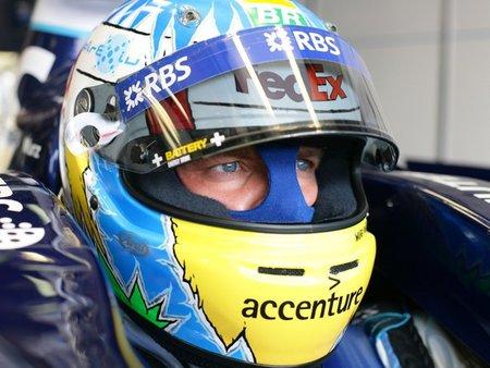 Alex Wurz, piloto Toyota en las 24 horas de Le Mans