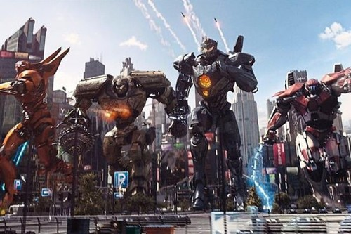 Estrenos de cine: robots gigantes, conejos entrañables y matemáticos obsesionados