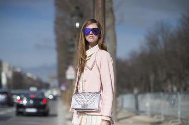 Las gafas de Chanel que se pondrás de moda y que ya llevan Chiara Ferragni y Cara Delevingne, ¿a quién le sientan mejor?