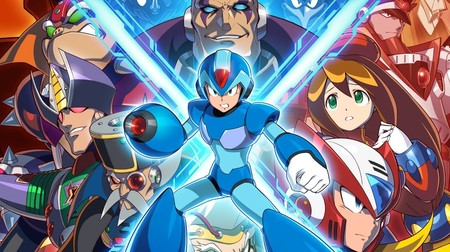 Mega Man X Legacy Collection 1 y 2