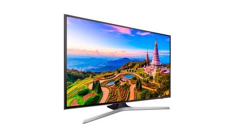 Por sólo 399 euros, puedes tener una smart TV de 40 pulgadas 4K como la Samsung UE40MU6105KXXC, comprándola esta mañana en Mediamarkt