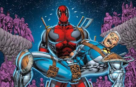 Deadpool Comic 1